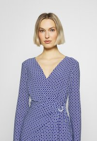 Lauren Ralph Lauren - MATTE DRESS - Vardagsklänning - parisian blue - 3