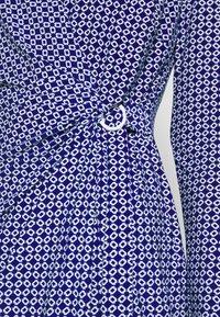 Lauren Ralph Lauren - MATTE DRESS - Vardagsklänning - parisian blue - 5