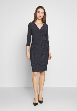 Day dress - lighthouse navy
