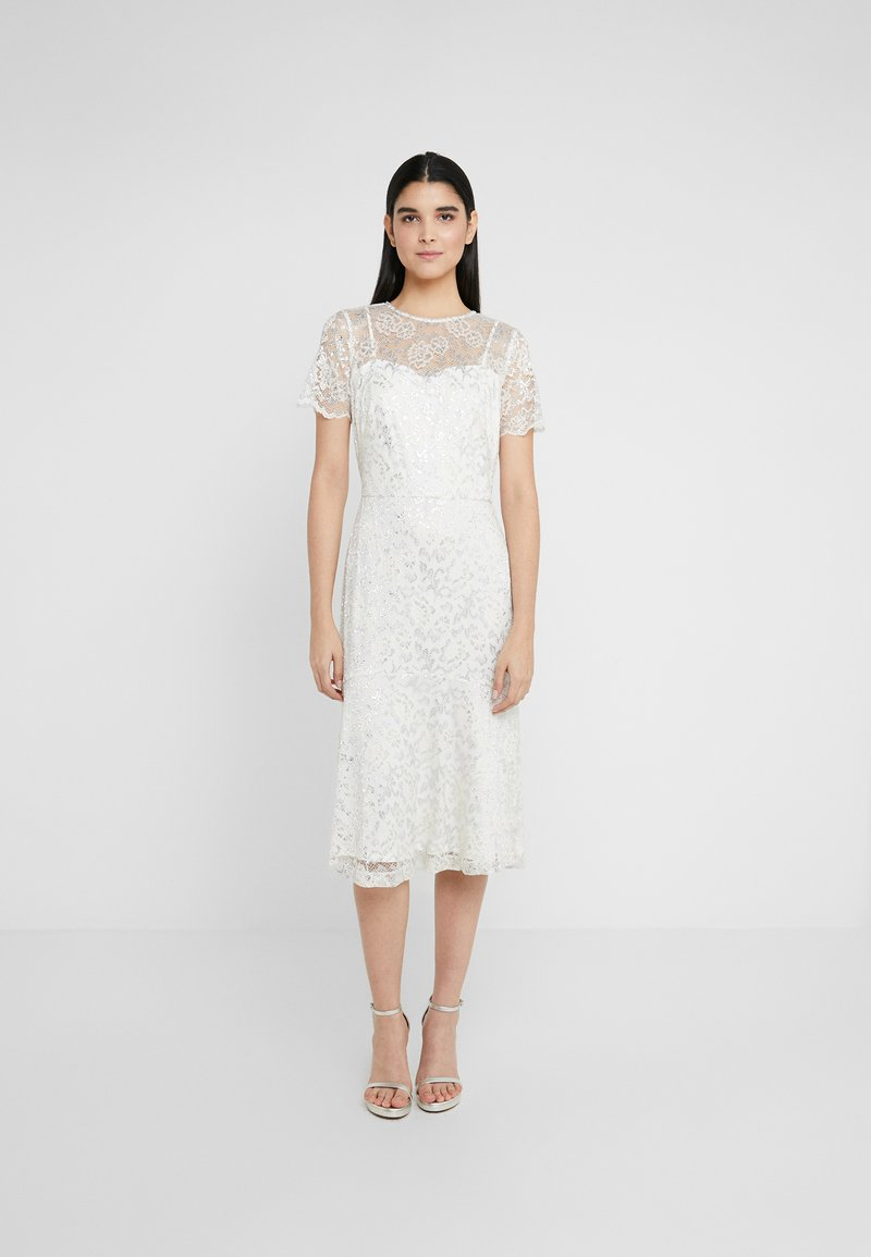 Lauren Ralph Lauren - Cocktailkleid/festliches Kleid - mascarpone cream