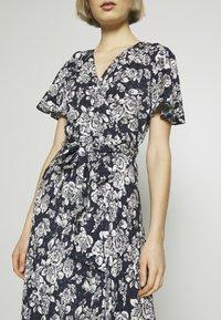 Lauren Ralph Lauren - Denní šaty - lauren navy/pale - 3