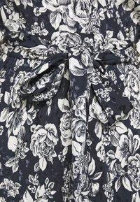 Lauren Ralph Lauren - Denní šaty - lauren navy/pale - 4