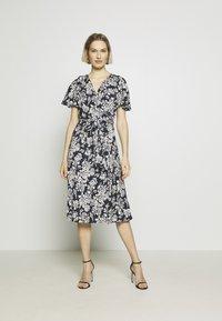 Lauren Ralph Lauren - Denní šaty - lauren navy/pale - 0