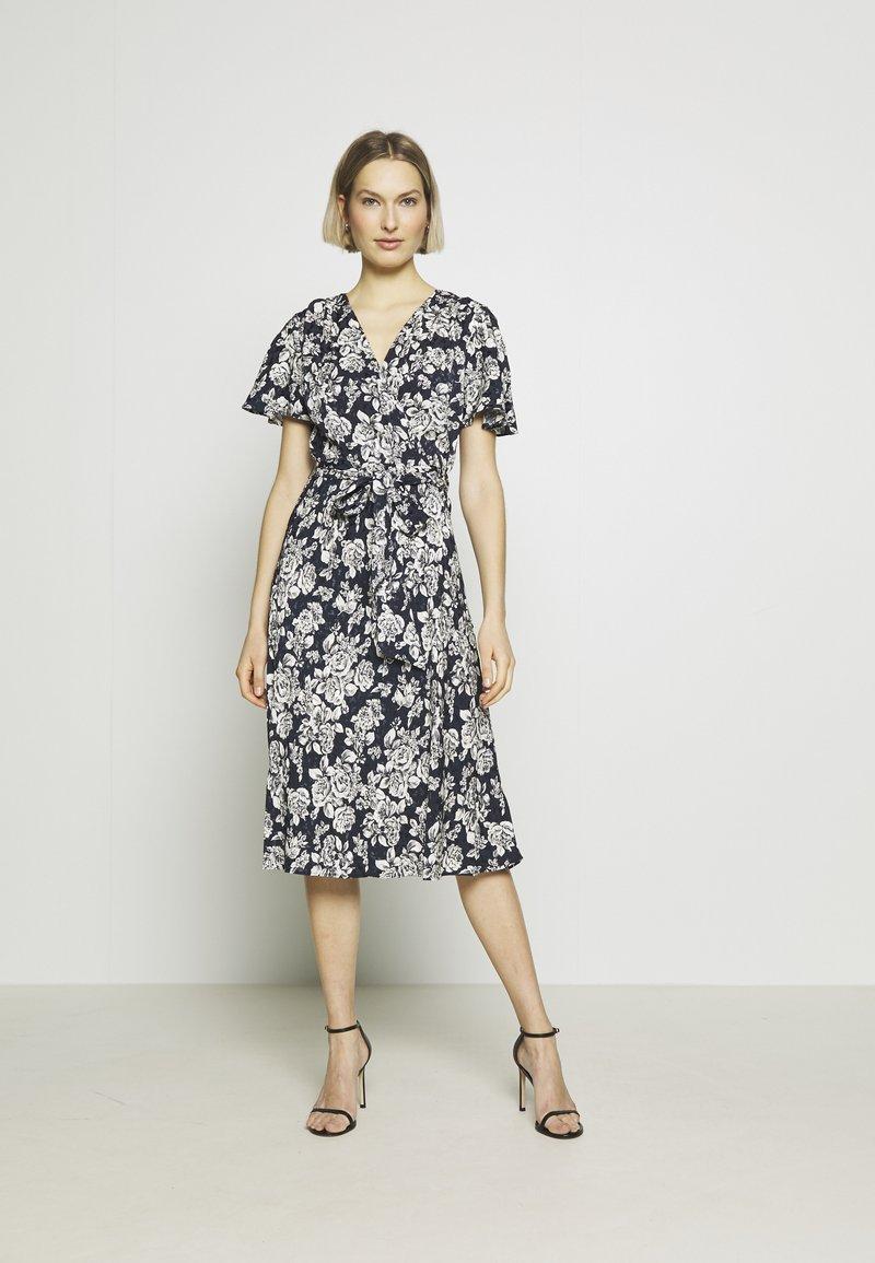 Lauren Ralph Lauren - Denní šaty - lauren navy/pale