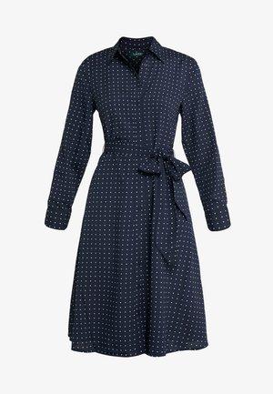 DRESS - Košilové šaty - navy