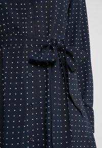 Lauren Ralph Lauren - DRESS - Robe chemise - navy - 5