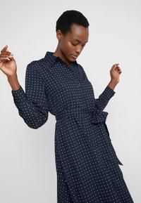 Lauren Ralph Lauren - DRESS - Robe chemise - navy - 3