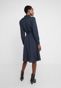 Lauren Ralph Lauren - DRESS - Robe chemise - navy - 2