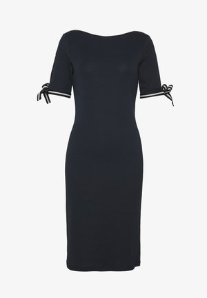 CLASSIC - Robe fourreau - navy