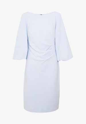 LUXE DRESS - Jerseyjurk - whisper blue