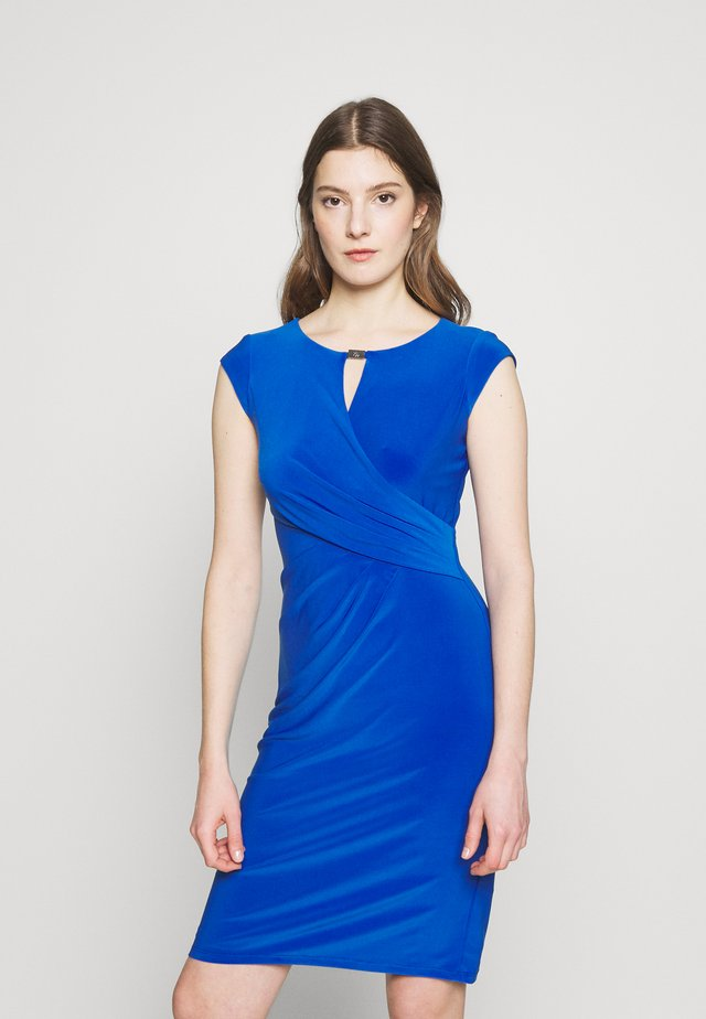 MID WEIGHT DRESS - Fodralklänning - regal sapphire