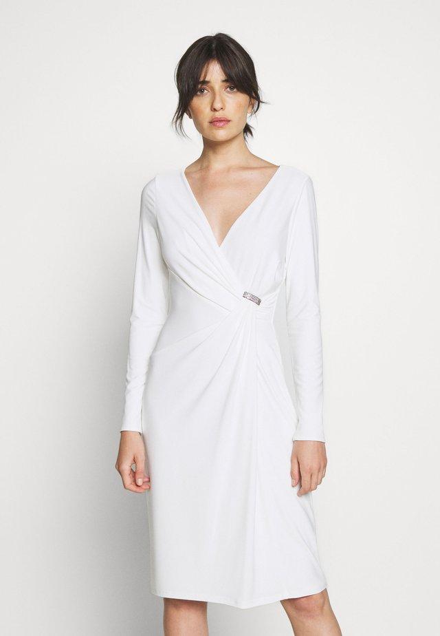 CLASSIC DRESS TRIM - Jerseyjurk - lauren white