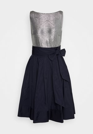 MEMORY TAFFETA DRESS COMBO - Vestito elegante - lighthouse navy