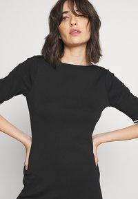 Lauren Ralph Lauren - CLASSIC - Jumper dress - black - 3