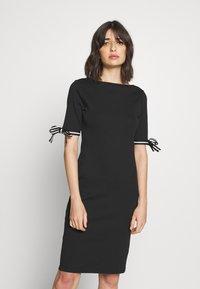 Lauren Ralph Lauren - CLASSIC - Jumper dress - black - 0