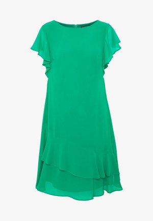 CLASSIC SOLID DRESS - Vestito estivo - malachite