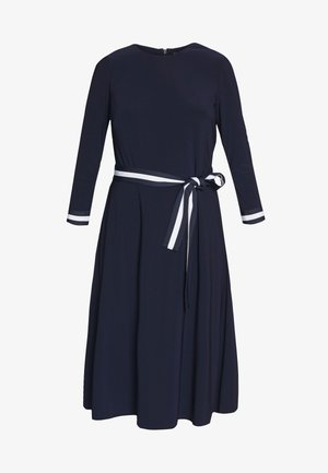 MID WEIGHT TONE DRESS - Denní šaty - lighthouse navy