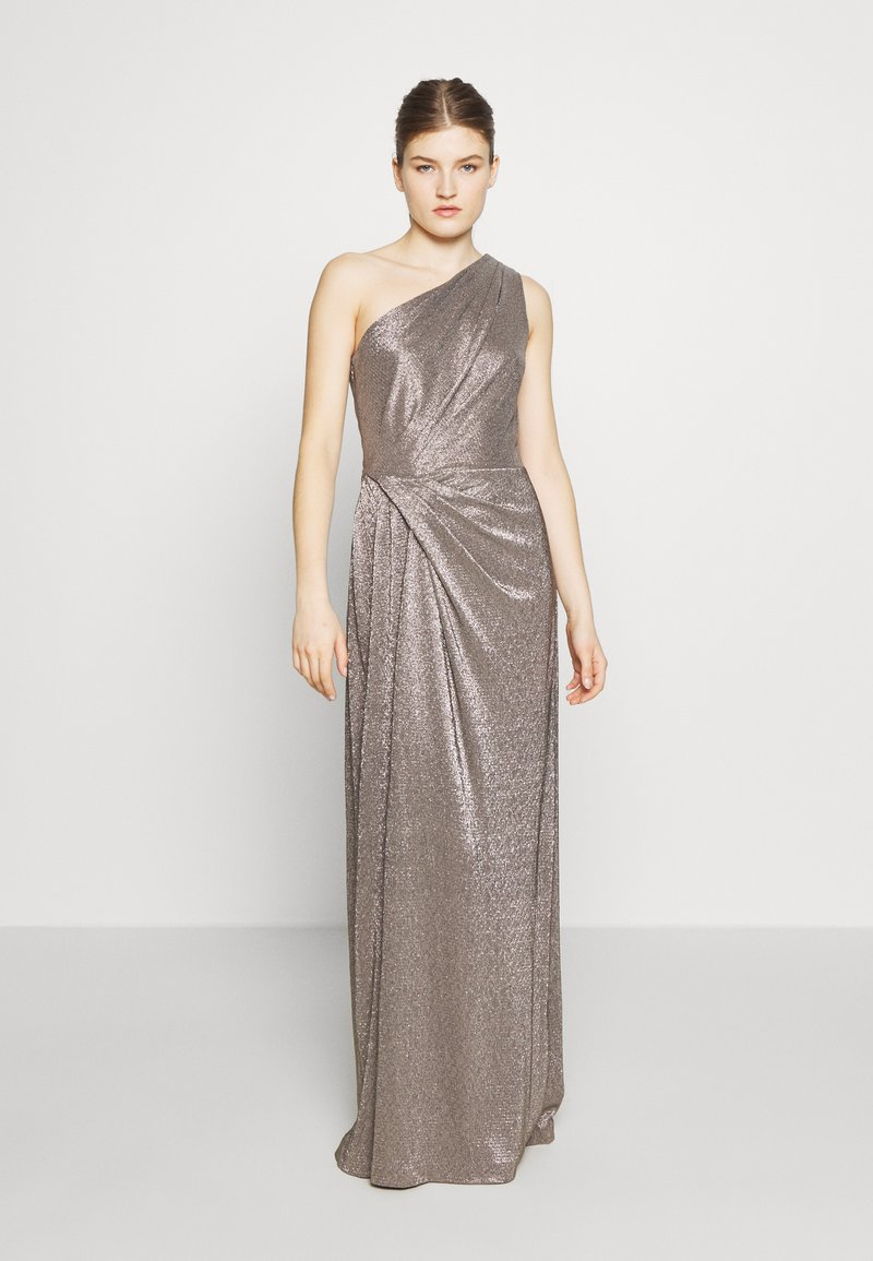 Lauren Ralph Lauren - IONIC LONG GOWN - Galajurk - antique bronze