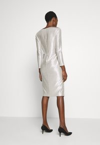 Lauren Ralph Lauren - DRESS - Vestito elegante - champagne/silver - 2
