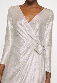 Lauren Ralph Lauren - DRESS - Vestito elegante - champagne/silver - 6