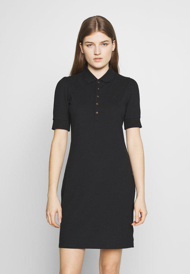 ATHLEISURE - Korte jurk - polo black