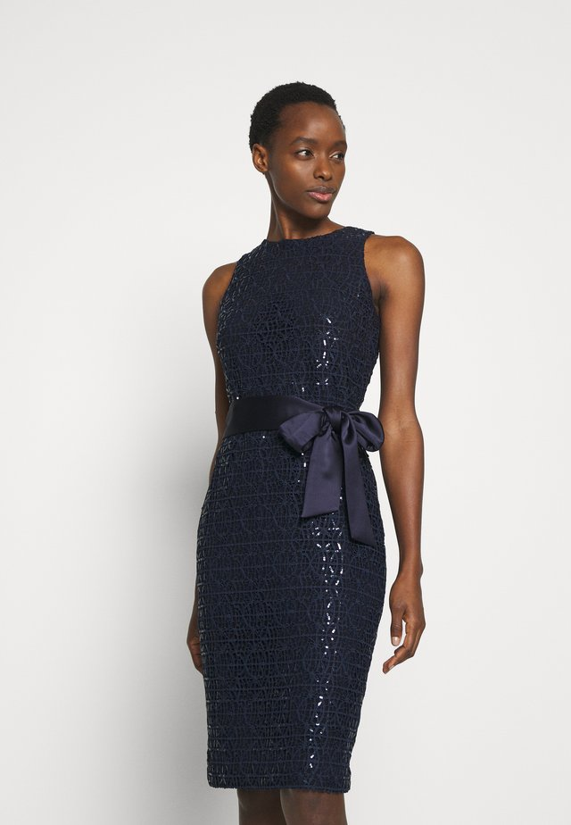 COCKTAIL DRESS - Cocktail dress / Party dress - lighthouse navy