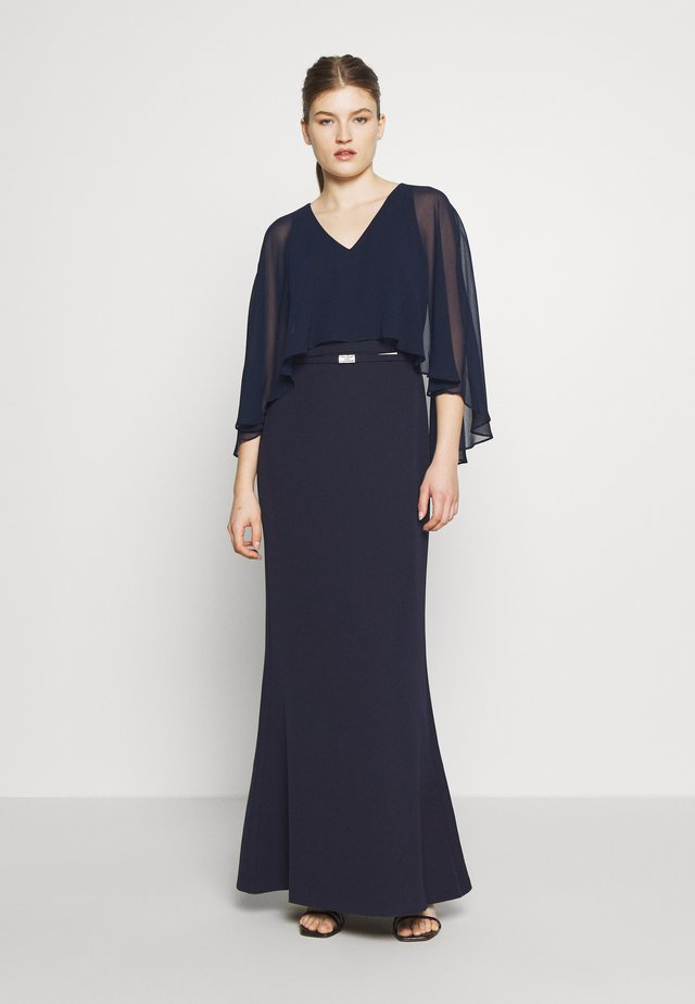 LONG GOWN COMBO - Gallakjole - lighthouse navy