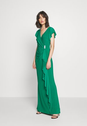 CLASSIC LONG GOWN TRIM - Galajurk - malachite