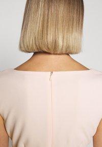 Lauren Ralph Lauren - LUXE TECH DRESS - Shift dress - belle rose - 5