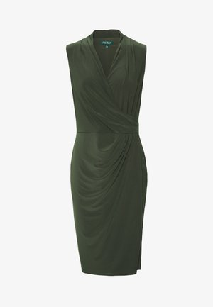 CLASSIC DRESS - Vestido informal - oliva