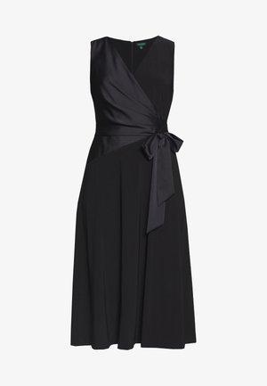 MID WEIGHT DRESS COMBO - Cocktailjurk - black