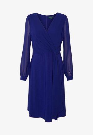 MID WEIGHT DRESS COMBO - Vestito estivo - cannes blue