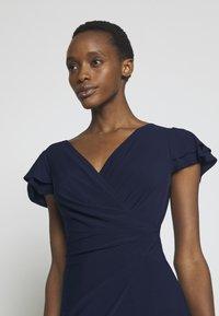 Lauren Ralph Lauren - MID WEIGHT DRESS - Žerzejové šaty - lighthouse navy - 4