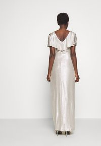 Lauren Ralph Lauren - LONG GOWN - Occasion wear - champagne/silver - 3