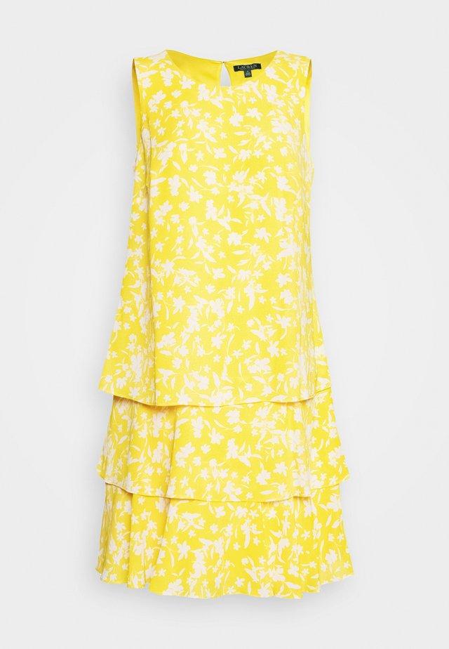 DRESS - Vardagsklänning - summer lemon