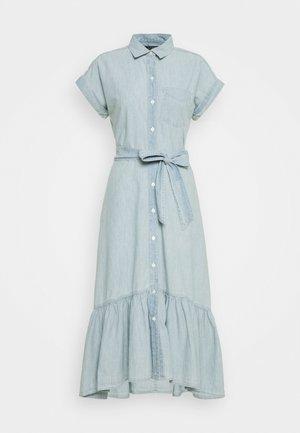 CHIRIPAL DRESS - Kjole - blue lagoon wash