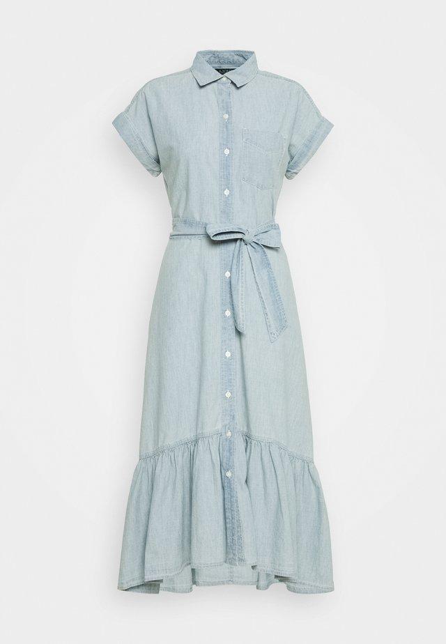 CHIRIPAL DRESS - Day dress - blue lagoon wash