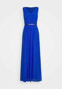 Lauren Ralph Lauren - GRACEFUL LONG GOWN - Iltapuku - portuguese blue - 6