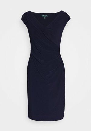 MID WEIGHT DRESS - Etuikjole - lighthouse navy