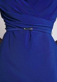 Lauren Ralph Lauren - BONDED DRESS BELT - Shift dress - summer sapphire - 6