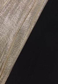Lauren Ralph Lauren - CLASSIC LONG GOWN  - Galajurk - black/lannister gold - 2