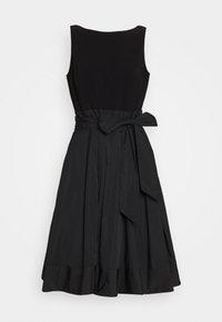Lauren Ralph Lauren - MEMORY DRESS COMBO - Vestido de cóctel - black - 6