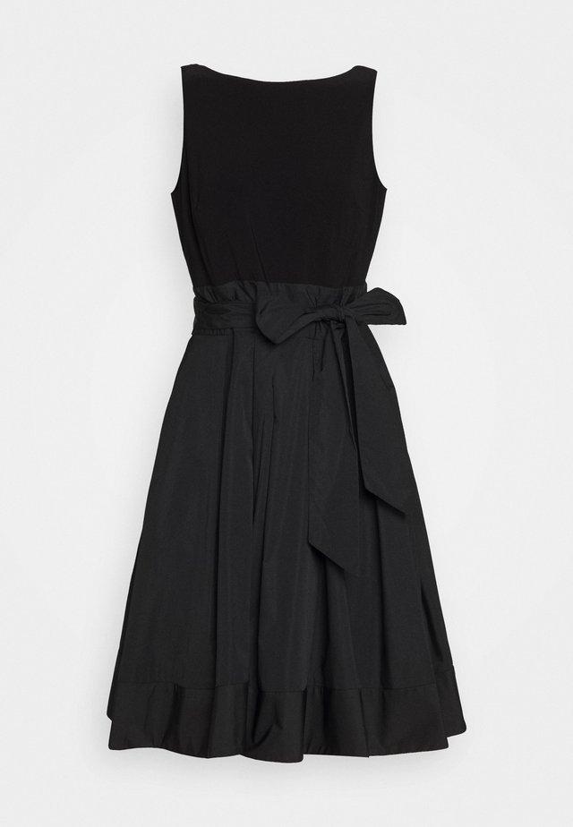 MEMORY DRESS COMBO - Juhlamekko - black
