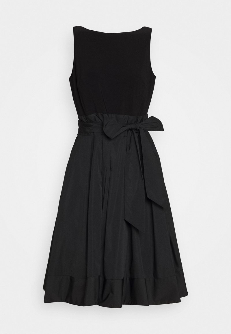 Lauren Ralph Lauren - MEMORY DRESS COMBO - Vestito elegante - black