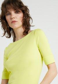Lauren Ralph Lauren - JUDY ELBOW SLEEVE - T-shirts - gustavia sun - 4