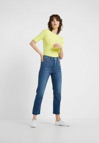 Lauren Ralph Lauren - JUDY ELBOW SLEEVE - T-shirts - gustavia sun - 1