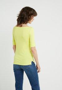 Lauren Ralph Lauren - JUDY ELBOW SLEEVE - T-shirts - gustavia sun - 2