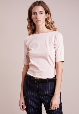 JUDY ELBOW SLEEVE - T-shirt basic - pale rose