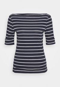 Lauren Ralph Lauren - T-shirts print - navy/white - 7