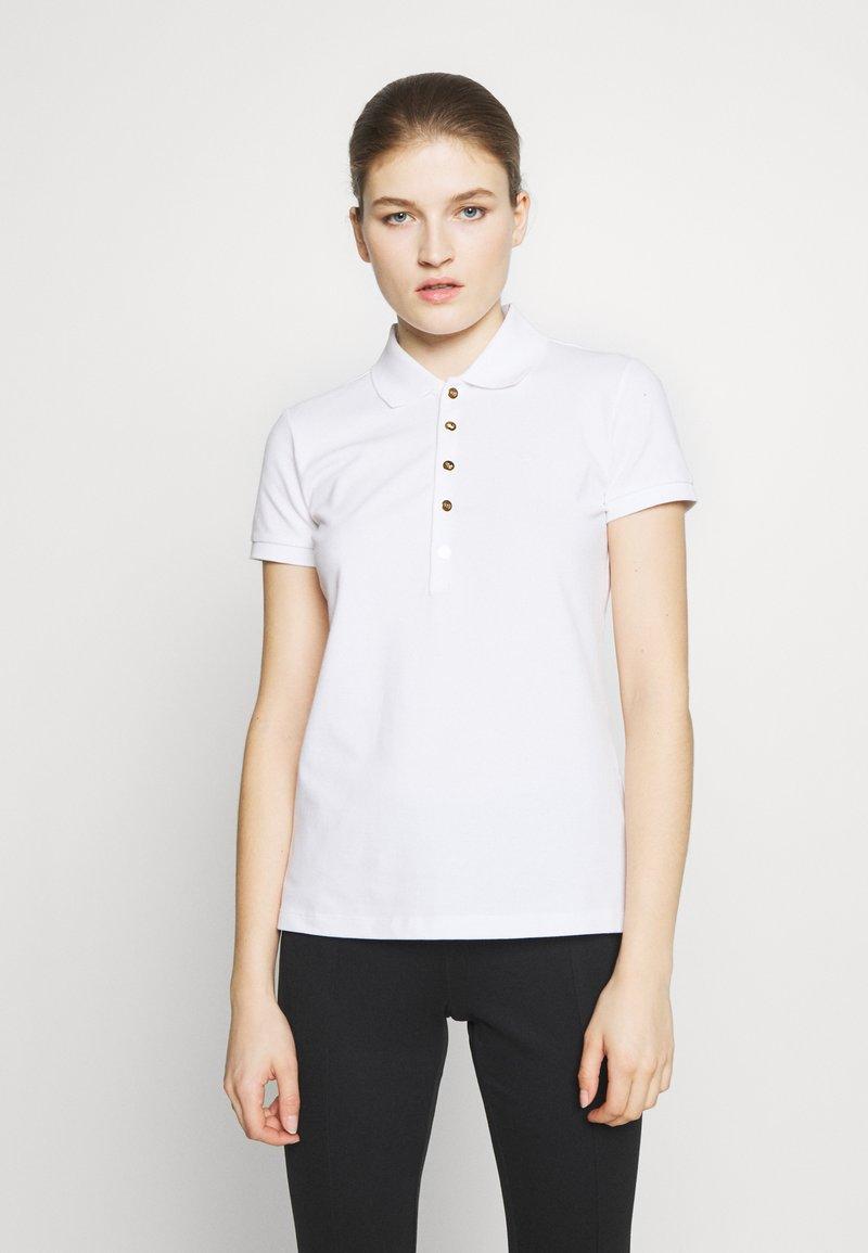 Lauren Ralph Lauren - KIEWICK - Poloskjorter - white